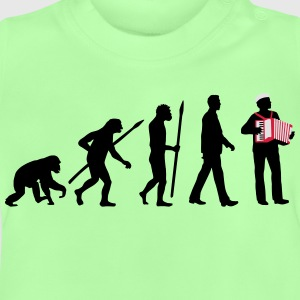 evolution_akkordeon_spieler_122013_b_3c T-Shirts - Baby T-Shirt