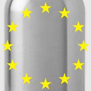 Europe Stars Europa Sterne T-Shirts - Trinkflasche