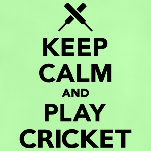 Keep calm and play cricket T-Shirts - Baby T-Shirt