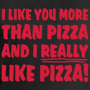 I like you more than Pizza and I really like Pizza Shirts - Men's Sweatshirt by Stanley & Stella