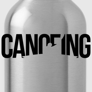canoeing T-Shirts - Water Bottle