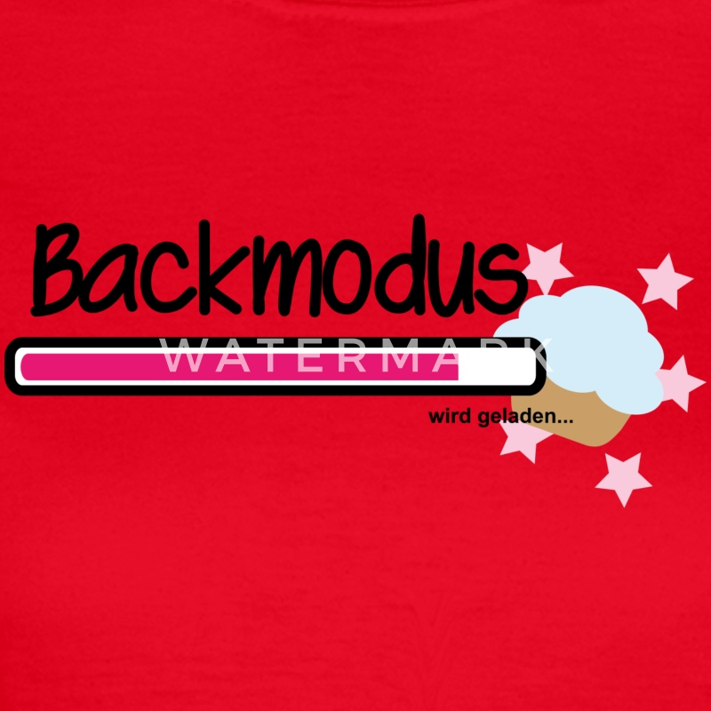 Im Backmodus T-Shirts - Frauen T-Shirt