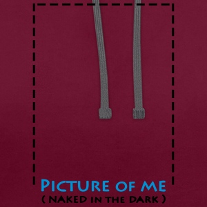 Picture of me Framework (2c) T-Shirts - Kontrast-Hoodie
