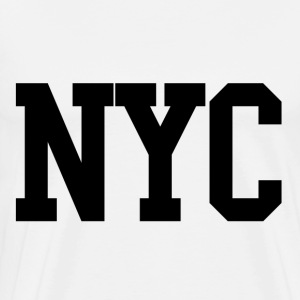 NYC Hoodies & Sweatshirts - Men's Premium T-Shirt