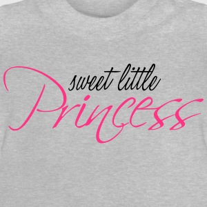 Sweet Little Princess Shirts - Baby T-shirt