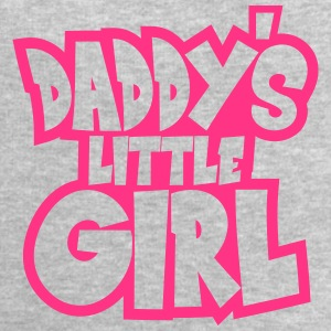 Daddys Little Girl Logo Design Shirts - Men's Sweatshirt by Stanley & Stella