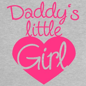 Daddys Little Girl Heart Logo T-shirts - Baby-T-shirt