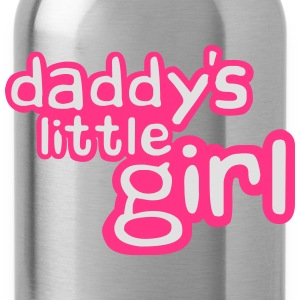Daddys Little Girl Design Shirts - Drinkfles
