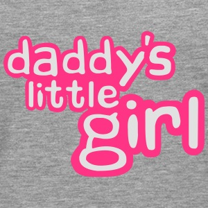 Daddys Little Girl Design Shirts - Men's Premium Longsleeve Shirt