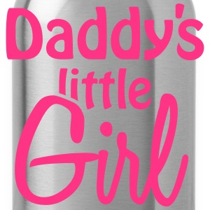 Daddys Cute Little Girl T-Shirts - Trinkflasche