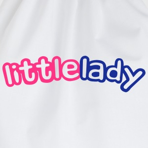 Little Lady T-shirts - Gymnastikpåse