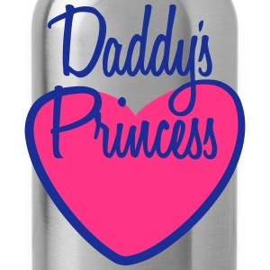 Daddys Princess T-Shirts - Trinkflasche