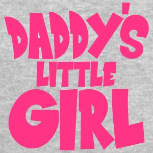 Daddys Little Girl Logo T-Shirts - Men's Sweatshirt by Stanley & Stella