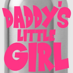 Daddys Little Girl Logo T-Shirts - Trinkflasche