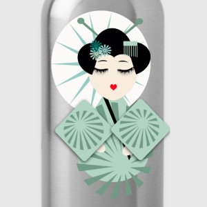 geisha Shirts - Drinkfles