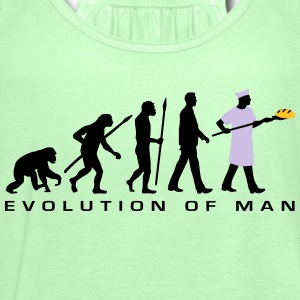 evolution_backer_122013_a_3c T-Shirts - Frauen Tank Top von Bella
