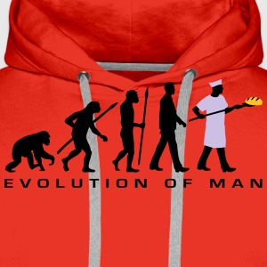 evolution_backer_122013_a_3c T-Shirts - Männer Premium Hoodie