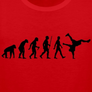 Evolution Breakdance - Männer Premium Tank Top