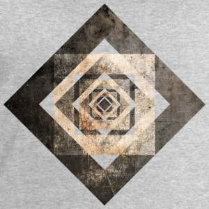 Geometric Art Shirts - Men's Sweatshirt by Stanley & Stella