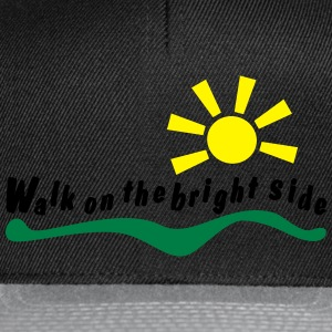 bright side Sweat-shirts - Casquette snapback