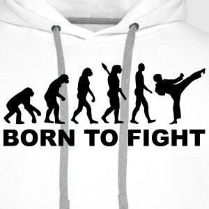 Evolution Karate T-Shirts - Männer Premium Hoodie