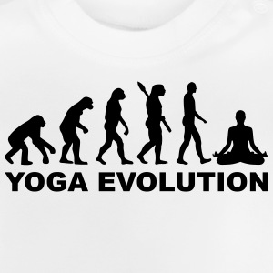 Yoga Evolution T-Shirts - Baby T-Shirt