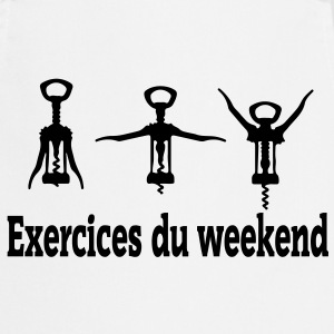 Exercices Weekend - Tablier de cuisine