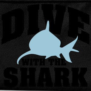 Dive wiht the shark T-shirts - Ryggsäck för barn