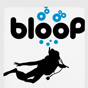 Diving: bloop T-shirts - Muismatje (portrait)