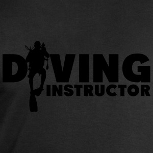 Diving Instructor T-Shirts - Men's Sweatshirt by Stanley & Stella