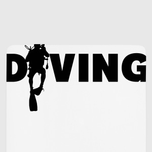 Diving T-shirts - Muismatje (portrait)
