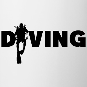 Diving T-shirts - Mok