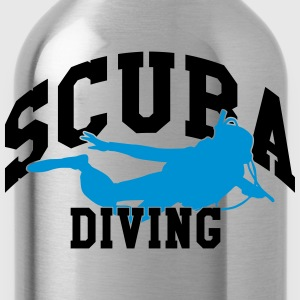 Scuba diving T-shirts - Drinkfles