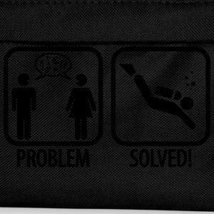 Diving: Problem - Solved! T-shirts - Ryggsäck för barn