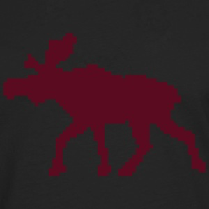 Moose T-Shirts - Men's Premium Longsleeve Shirt