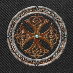 Fabulous Wood Celtic Cross.png Tee shirts - Casquette snapback