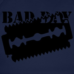 bad day T-skjorter - Baseballcap