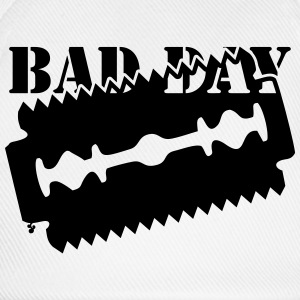 bad day Long sleeve shirts - Baseball Cap