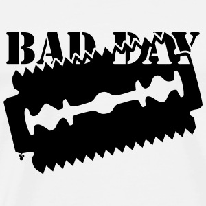 bad day Tee shirts manches longues - T-shirt Premium Homme