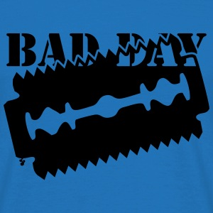 bad day Sweat-shirts - T-shirt Homme