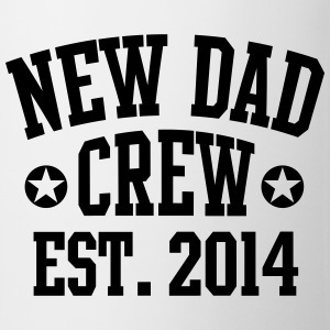 NEW DAD CREW Est. 2014 T-Shirt RW - Muki