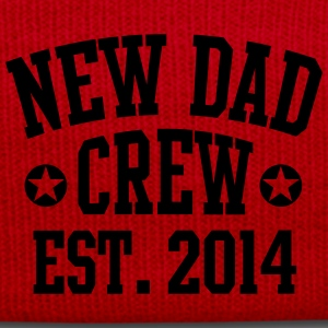 NEW DAD CREW Est. 2014 T-Shirt RW - Wintermuts