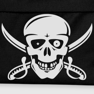 skull_pirate T-Shirts - Kinder Rucksack