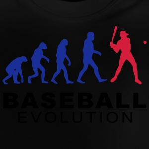 Baseball evolution Sweats - T-shirt Bébé