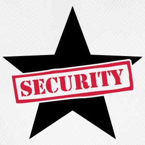 Security Star Stamp T-Shirts - Baseball Cap