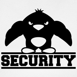 Security Logo Design T-Shirts - Baseball Cap