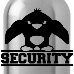 Security Logo Design T-Shirts - Water Bottle