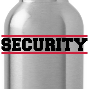 Security T-Shirts - Water Bottle