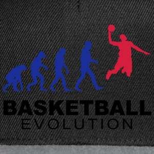 Basketball evolution T-Shirts - Snapback Cap