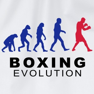 Boxing evolution Hoodies & Sweatshirts - Drawstring Bag